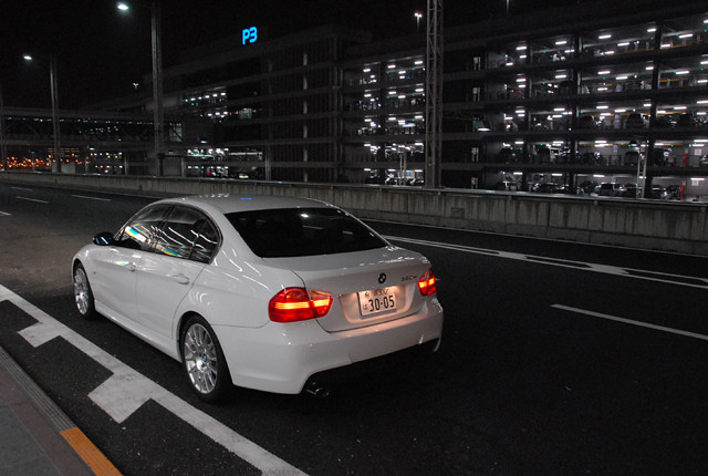 2006 BMW 320si (E90) / in Haneda | Yoshina | Flickr