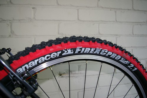 What Is Kevlar >> Panaracer Fire XC Pro Kevlar   1.8 on the front, 2.1 on the …   Flickr