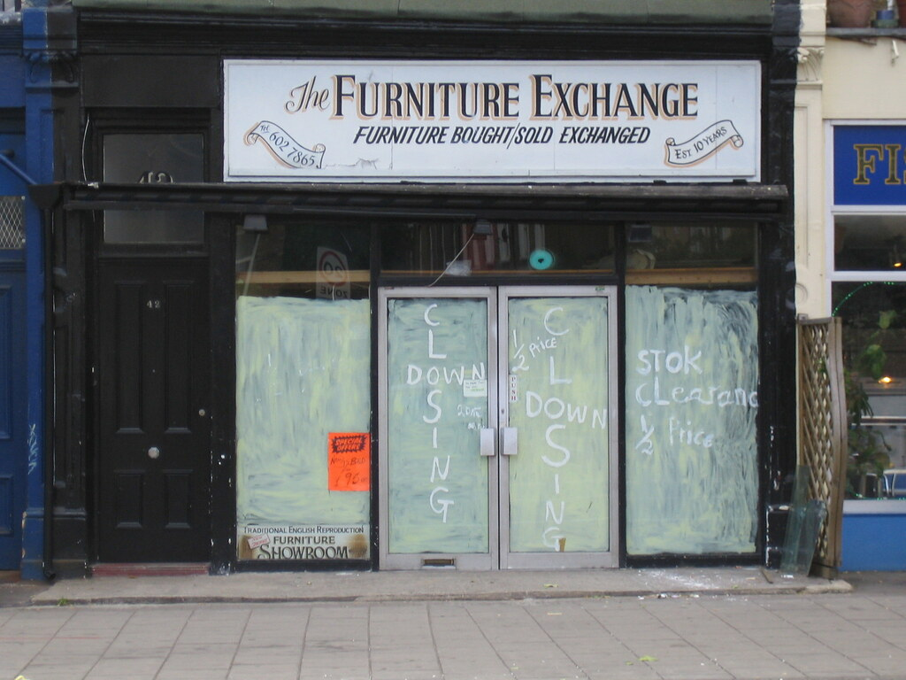 the furniture exchange the furniture exchange closing