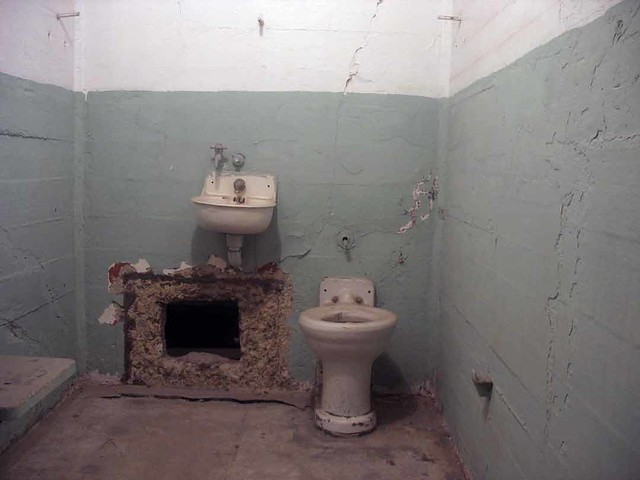 Is this the picture that 'proves' John and Clarence Anglin DID escape Alcatraz?