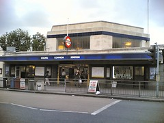 Ealing Common tube station (exterior) | by dms246