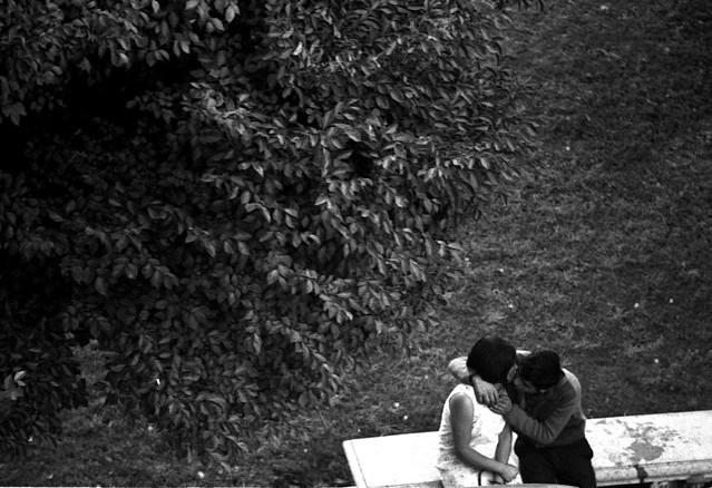 Sad Kiss, Santiago, 1964 | by Marcelo  Montecino