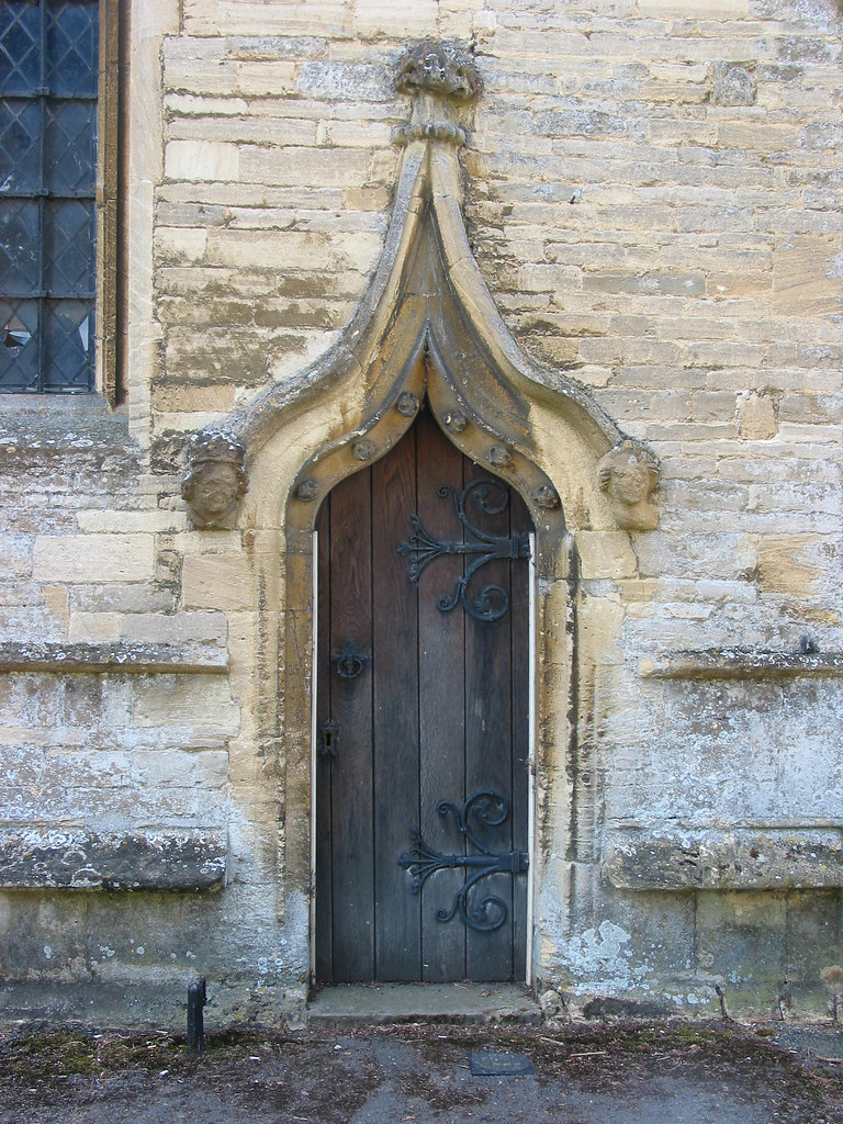Witney Oxfordshire Detail Of A Similar Date To North