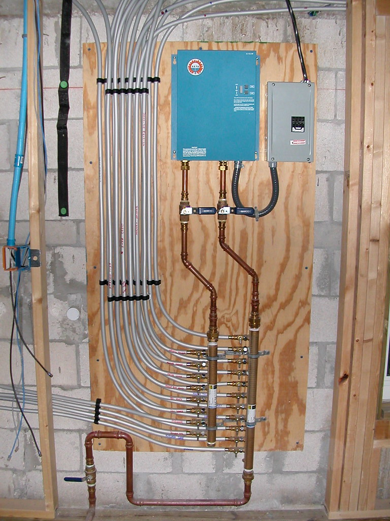 Finished the plumbing finally i used viega fostapex for Using pex for drain lines