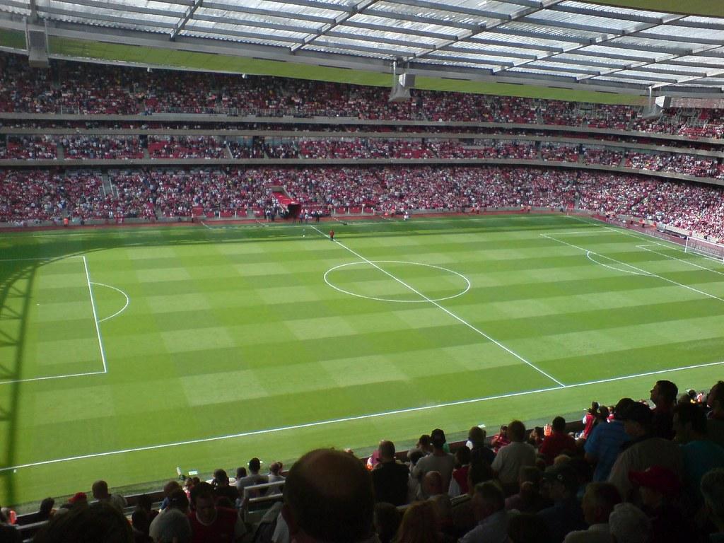 Emirates Stadium East Upper Block 115 East Upper