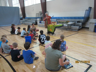 Megan Hicks Origami Storytelling 6/17/15