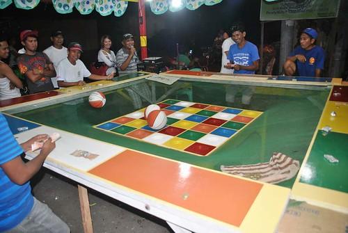 100 Juego de suerte en Davao