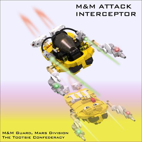 M&M Attack Interceptor
