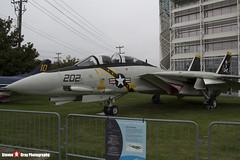 160382 AJ-202 - 238 - US Navy - Grumman F-14A Tomcat - The Museum Of Flight - Seattle, Washington - 131021 - Steven Gray - IMG_3760