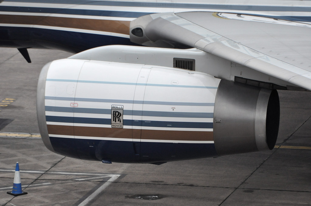 Rolls-Royce RB211-535E4   Boei...
