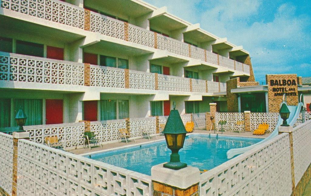 Balboa Motel and Efficiencies - Virginia Beach, Virginia