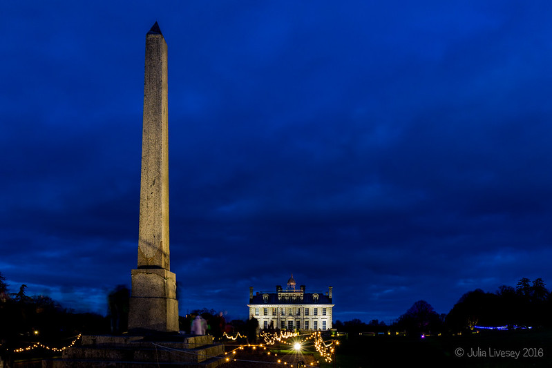 Philae Obelisk & Kingston Lacy House