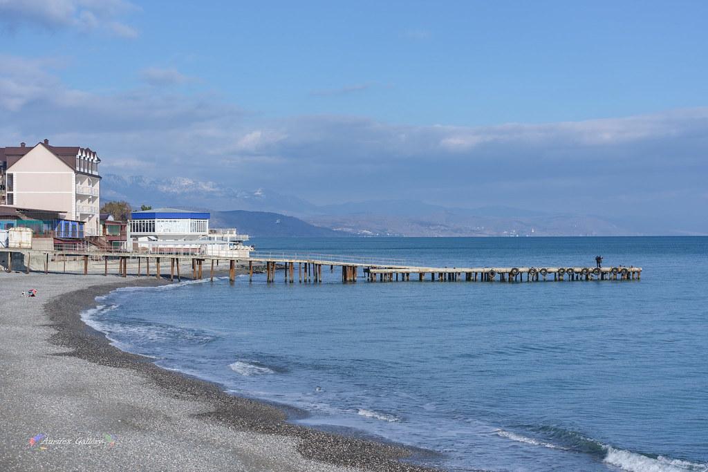 Crimean coast. Friday, 13 January 2017