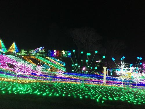 Tokyo Doitsu mura winter illumination 2016-2017 03
