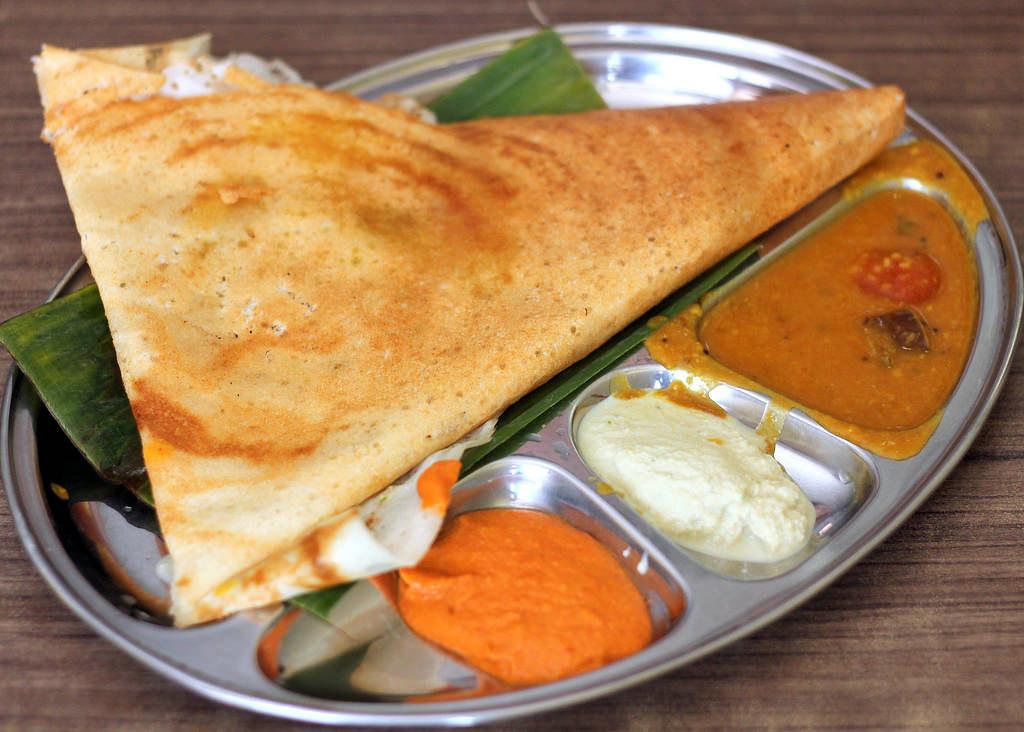 gokul-vegetarian-masala-dosa