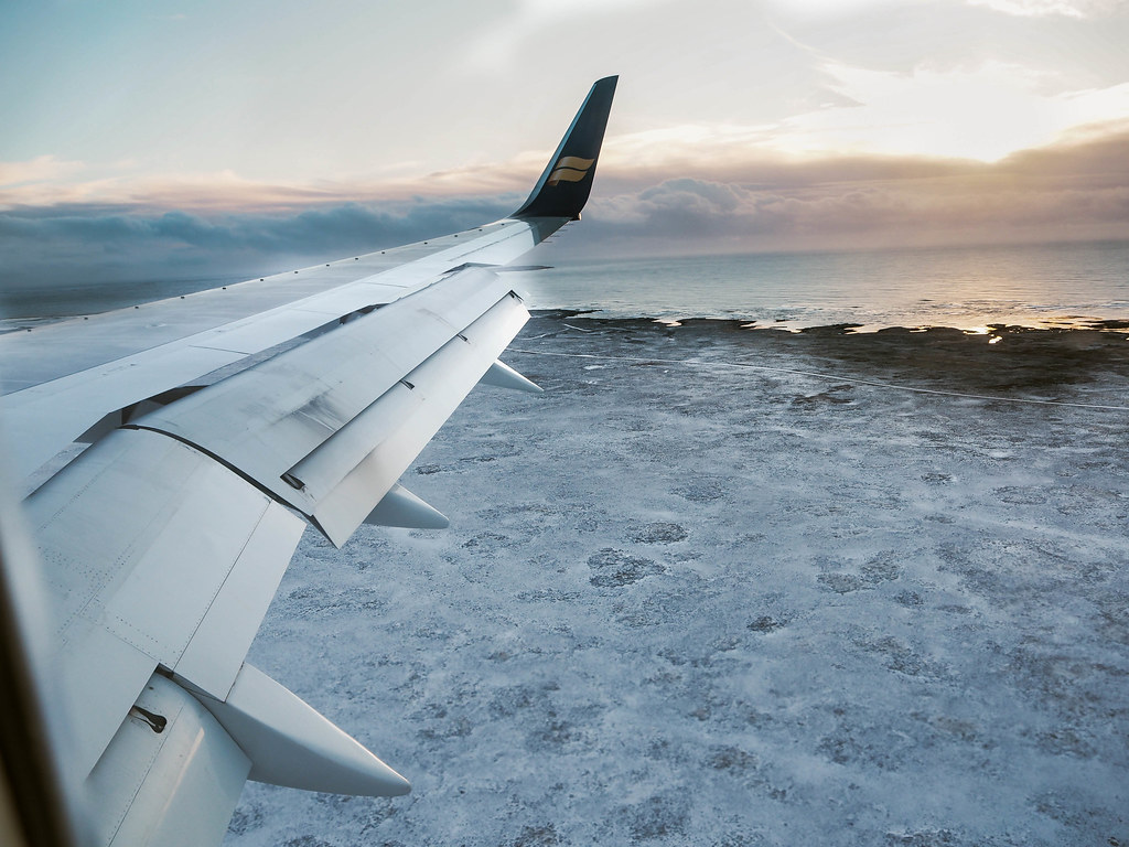 icelandair lentoyhtiöarvostelu