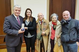 Noicattaro. Medaglia d'oro al Serg. Magg. Matteo Pompilio front