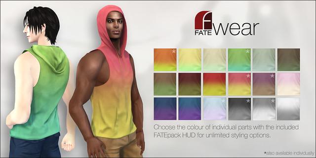 FATEwear Shirt - Craig - FATEpack