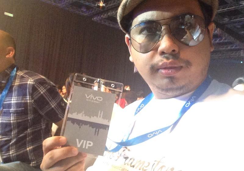 Majlis Pelancaran vivo X5Pro di Malaysia
