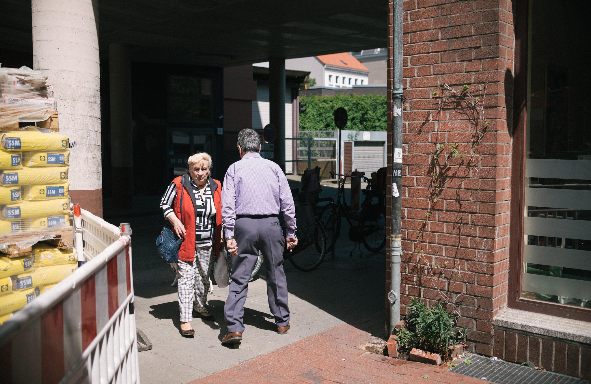Pedestrian Conflict