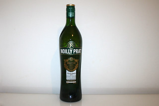 10 - Zutat Noilly Prat / Ingredient noilly prat