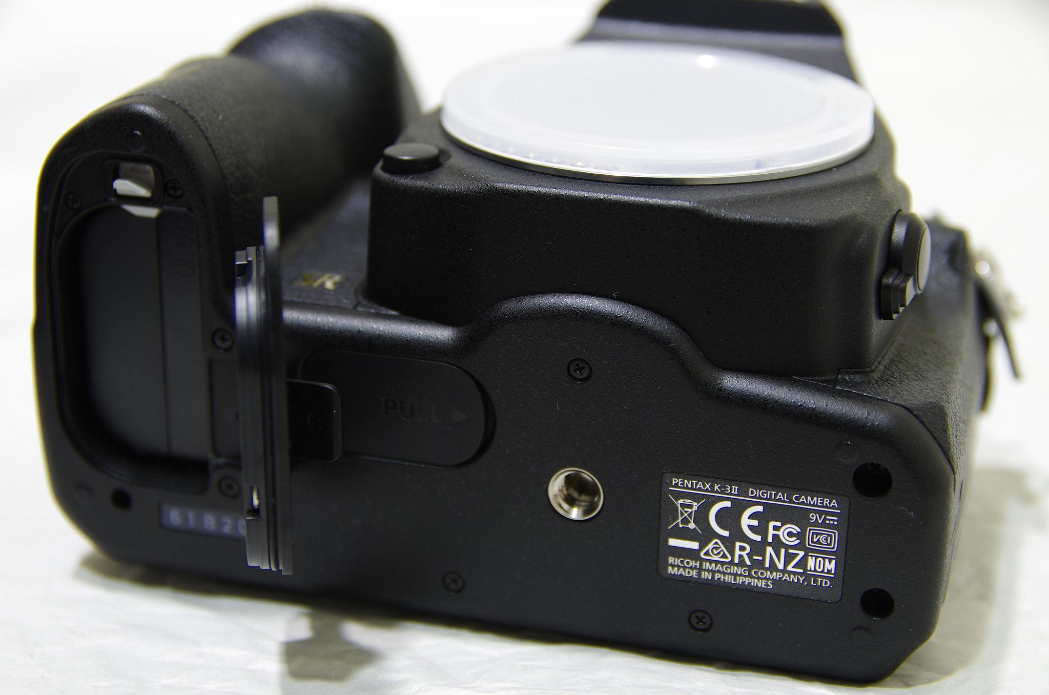 Pentax K-3 ii Body