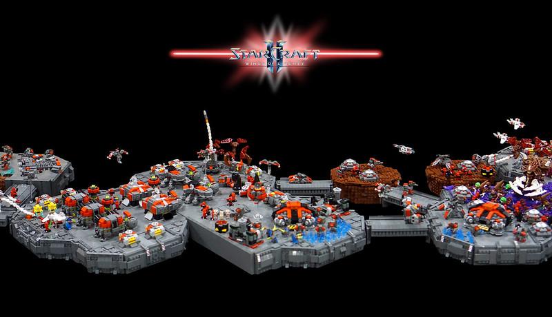 LEGO StarCraft: Terran