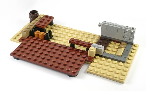 LEGO The Lone Ranger 79109 Colby City Showdown 02