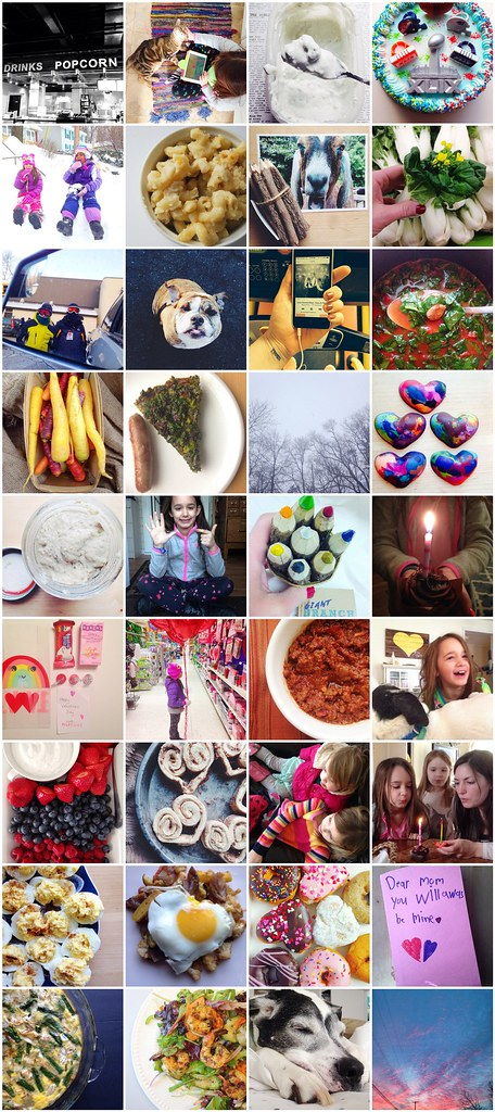 February 2015 in Instagram