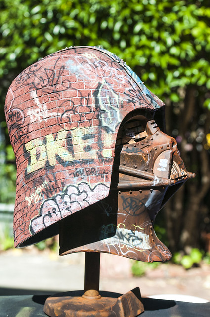 90's Vader by DrilOne  $2500 tax incl  Hand painted and customized replica Darth Vader helmet 1/1