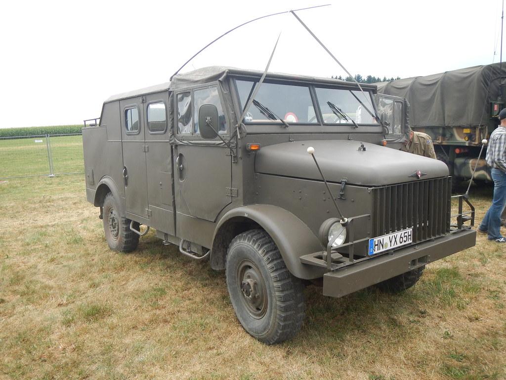 borgward b2000 kübelwagen steff flickr