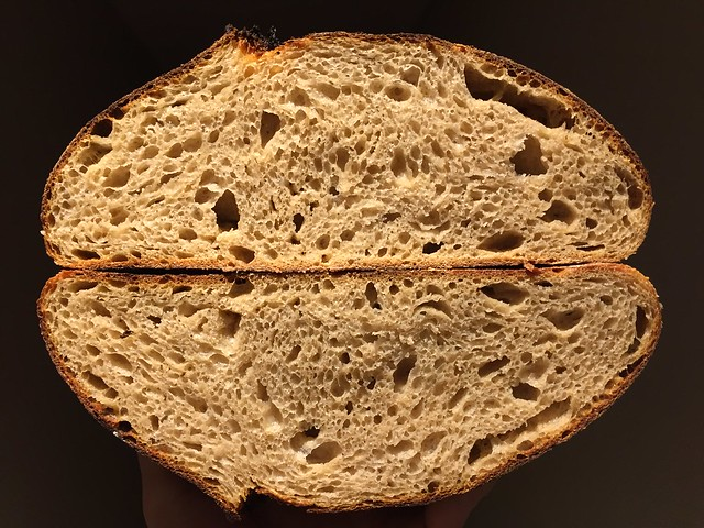 White-Wheat Blend (Ode to Bourdon)