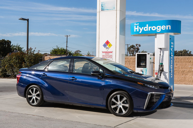 Toyota Mirai Fuel Cell 1