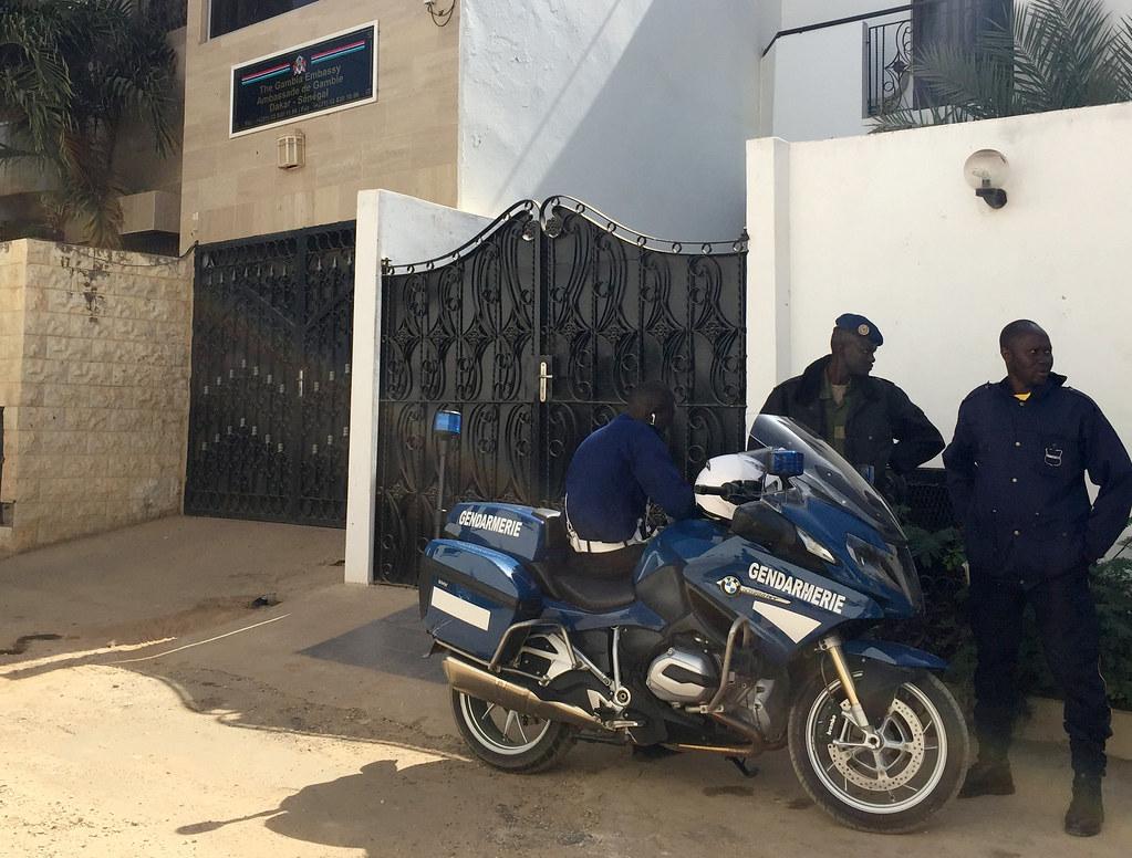 GAMBIA-POLITICS/CEREMONY
