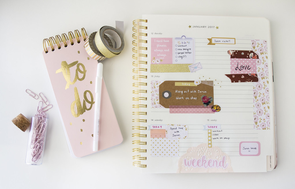 january planner
