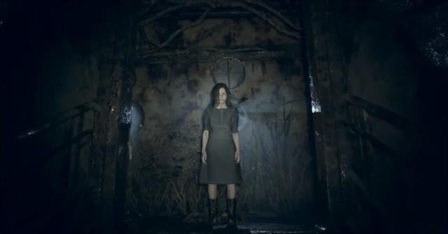 Resident Evil 7 - Creepy Little Girl