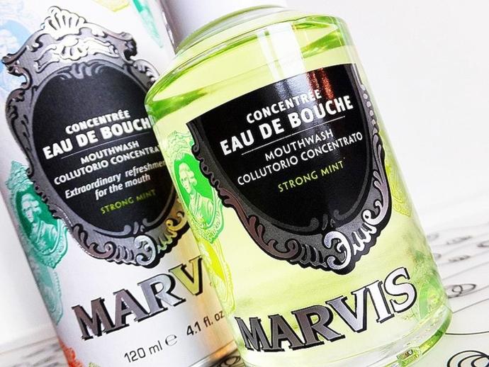 11 Marvis 好市多購物 義大利牙膏 牙膏界愛馬仕