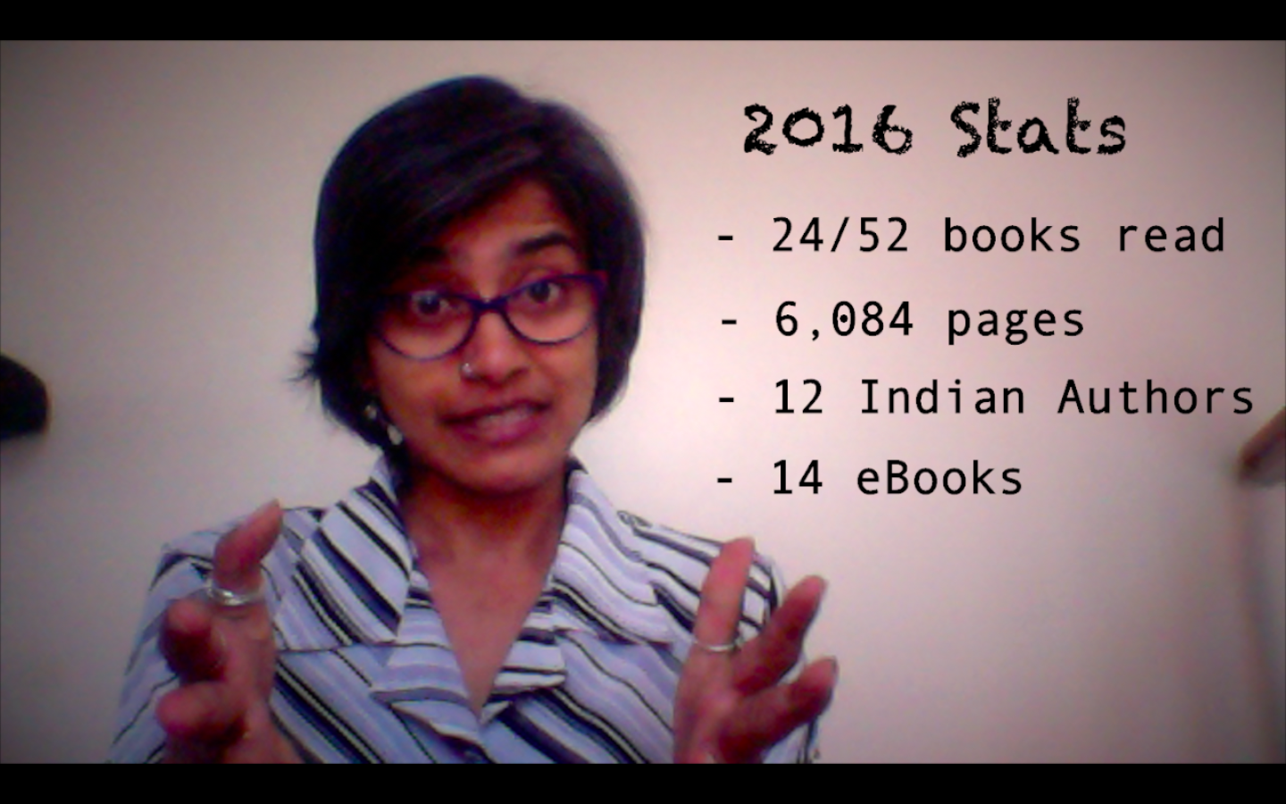 2016: My Year in Books