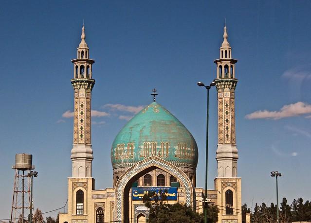 Tehran to Kashan