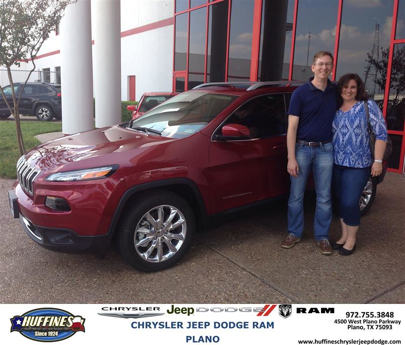 Plano Dodge: #HappyBirthday To Audrey From Billy Bolding At Huffines Ch