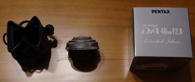 Vends mon 40mm DA Limited Silver ( version 1) à 300€ 18315931643_6d50710003_z