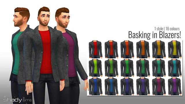 baskinginBlazers showcase