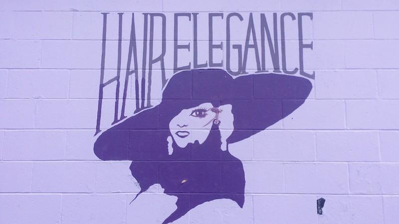152/365. hair elegance.
