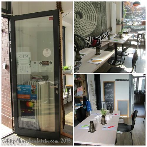 ©Gin Workshop in der Küche Ahoi