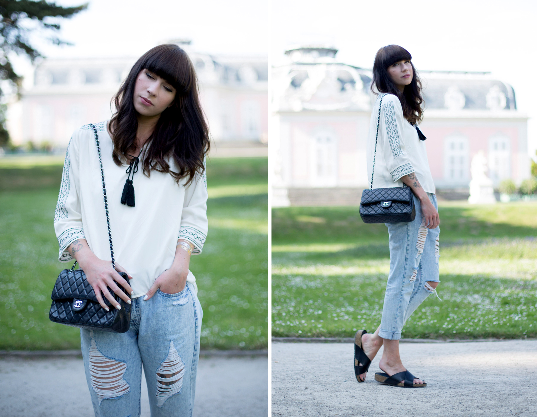 jeans girl ripped denim shopbop styling summer düsseldorf dusseldorf fashion blogger germany cats & dogs ricarda schernus 5