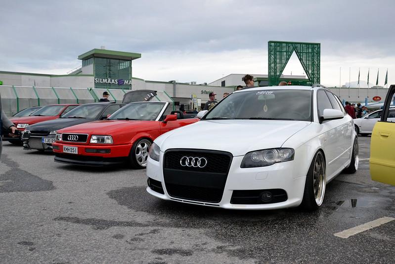 Zoml: Audi A4 B7 Avant //Mätäs Crew 18781586656_754094c092_c