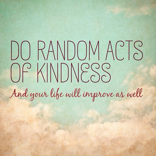Random Acts of Kindness : #loveforjj