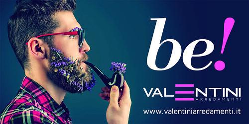Be sii originale sii creativo sii felice for Valentini arredamenti