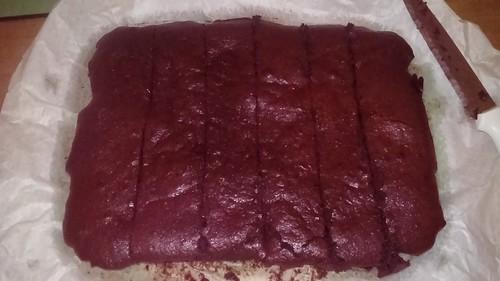 Chocolate & Beetroot Brownies