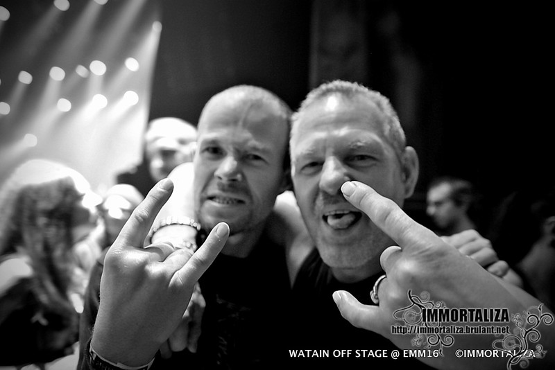 OFF STAGE - EINDHOVEN METAL MEETING  December 16th & December 17th 2016 Effenaar 31952174480_637f11d9f2_c